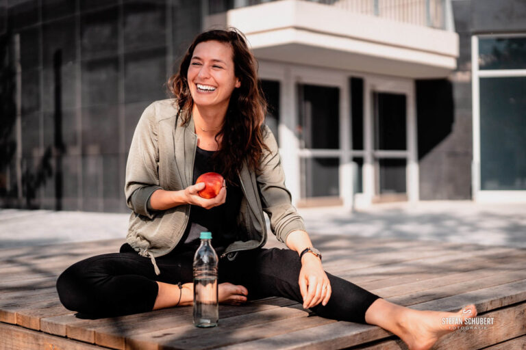 Lebensfreude durch gesunde Ernährung